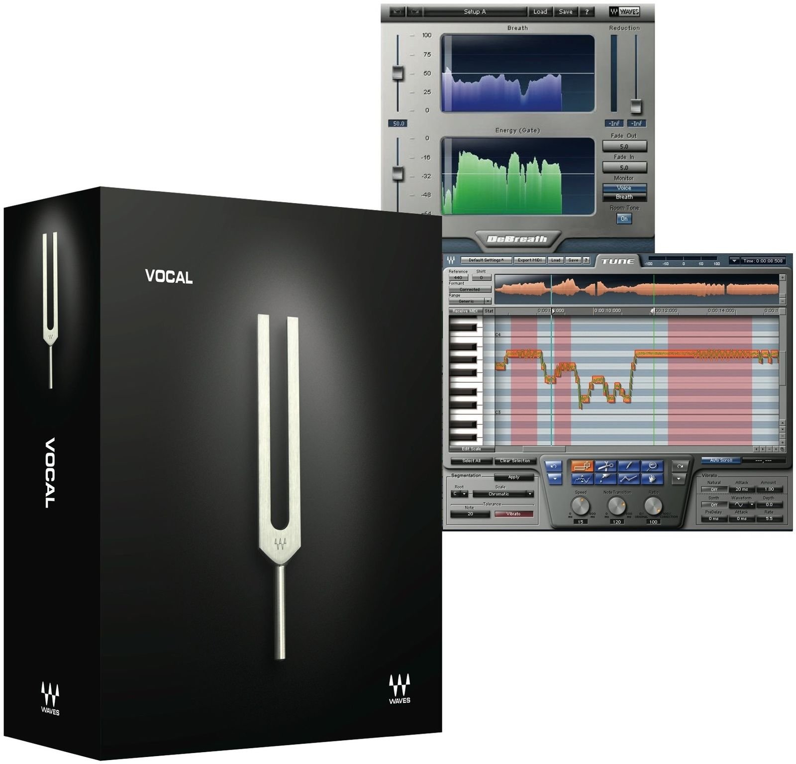 Waves Vocal Bundle Native by Waves