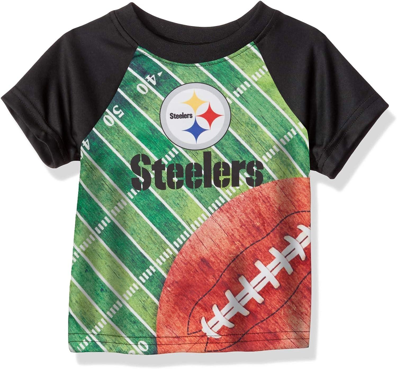 NFL Baby-Boys Short Sleeve Team Stadium Tee
