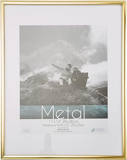 11 x 14 Lei on Metal