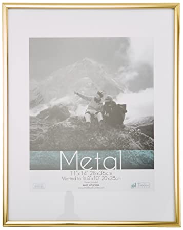 Amazon.com - Timeless Frames Metal Wall Photo Frame, 11 by 14-Inch ...