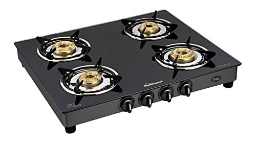 8. Sunflame GT Pride Glass Top Gas Stove