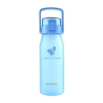 Aorin Tritan Botella de Agua -650ml-1L-1.5L- ecológico y sin