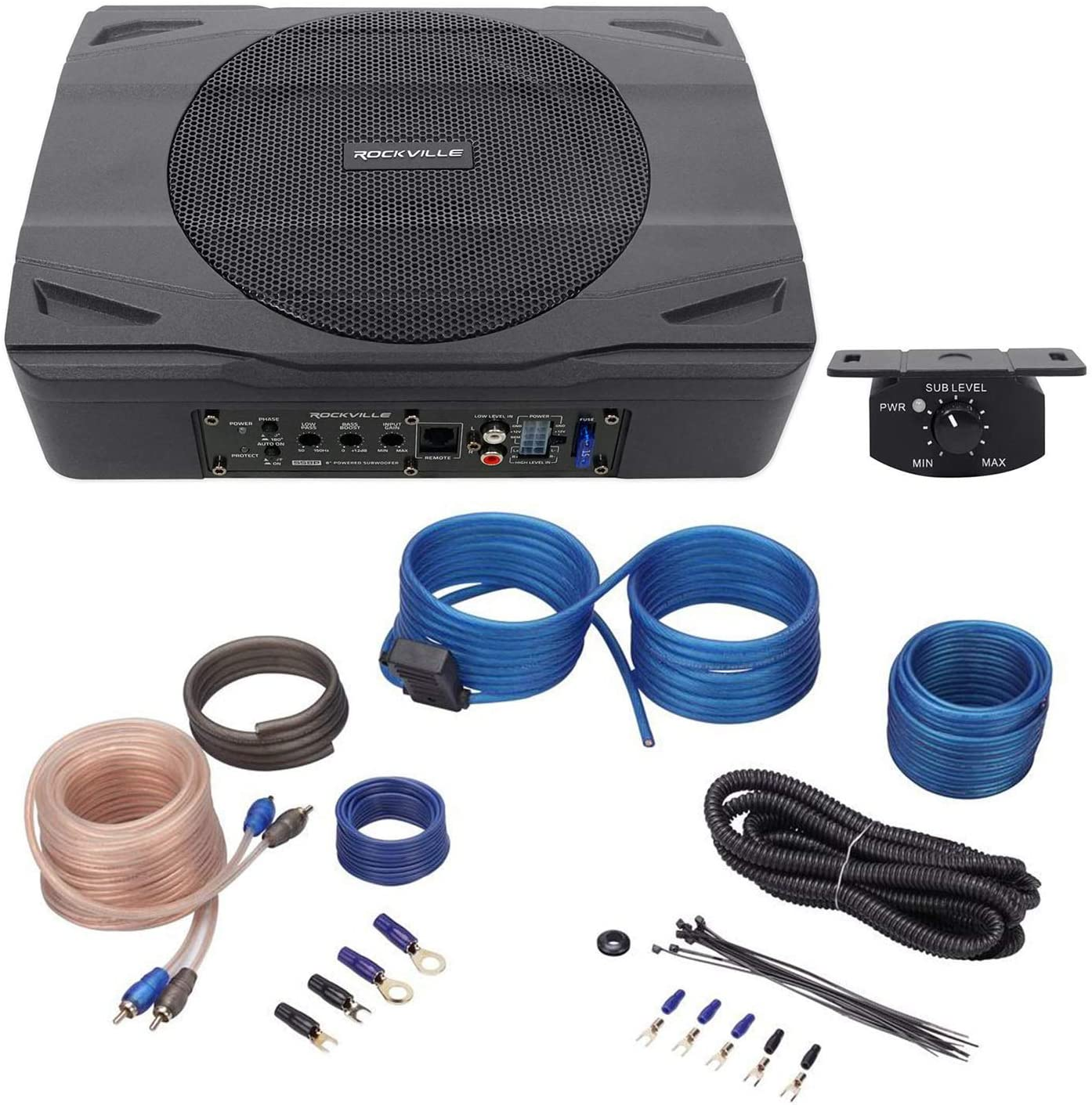 Rockville SS8P Powered Subwoofer