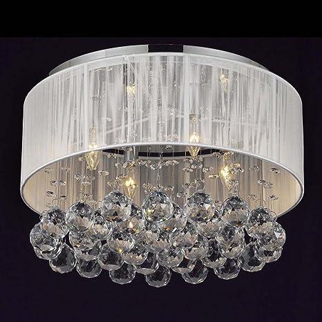 Lampadario Gocce Cristallo Moderni.Illuminazione Lampadari A Cristallo Moderni Di Goccia Di Goccia Di