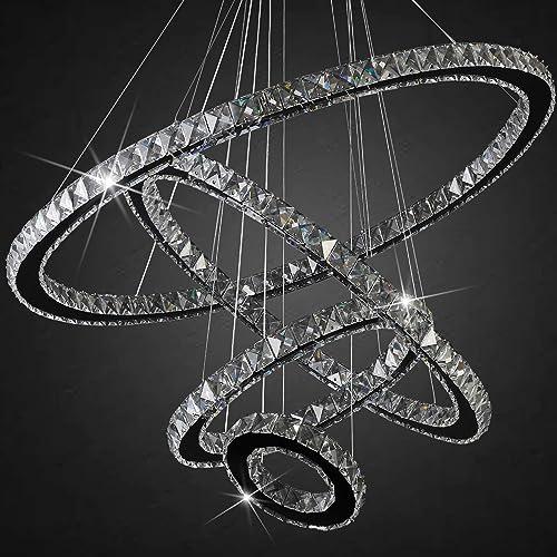 Arxeel Modern Crystal Chandelier