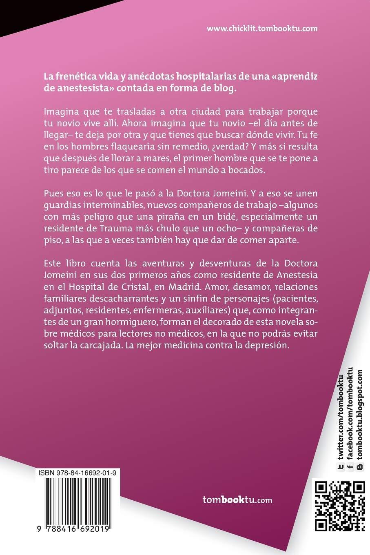 Amazon.com: Planes de boda. El blog de la doctora Jomeini, el desenlace. (Chick Lit) (Spanish Edition) (9788416692019): Ana Gonzalez-Duque: Books