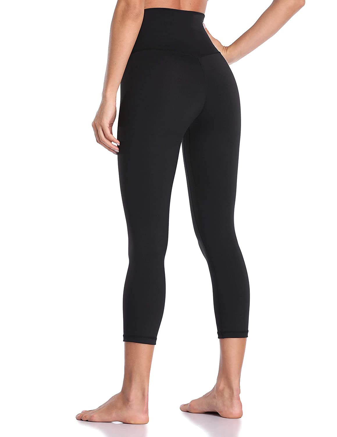 3b3d54ada2a06 Amazon.com: Colorfulkoala Women's Buttery Soft High Waisted Yoga Capris 21