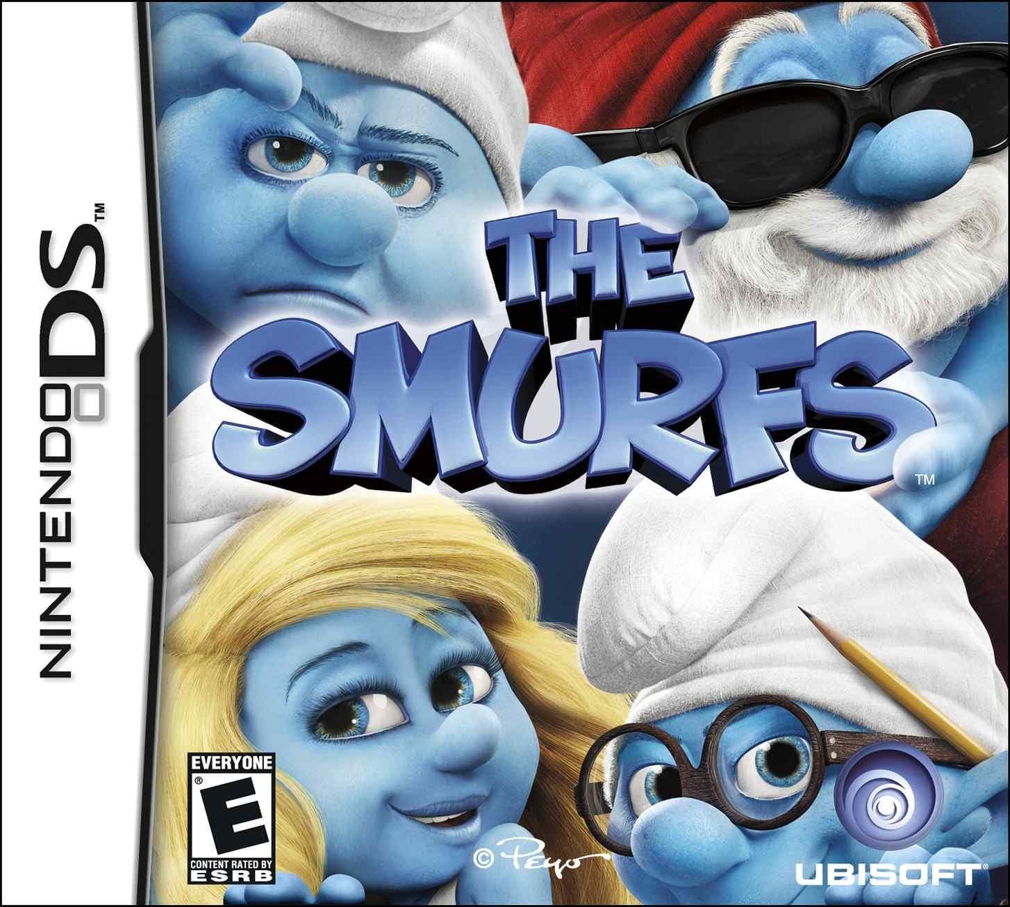Amazon.com: The Smurfs - Nintendo DS: UbiSoft: Video Games