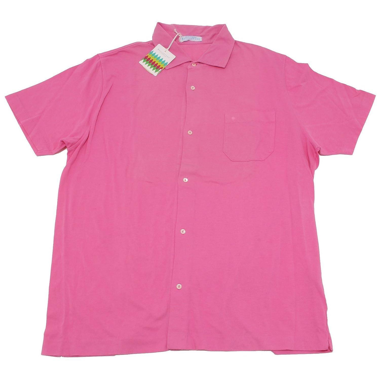 polo BALLANTYNE maglia uomo t-shirt men 37691 [XL]: Amazon.es ...