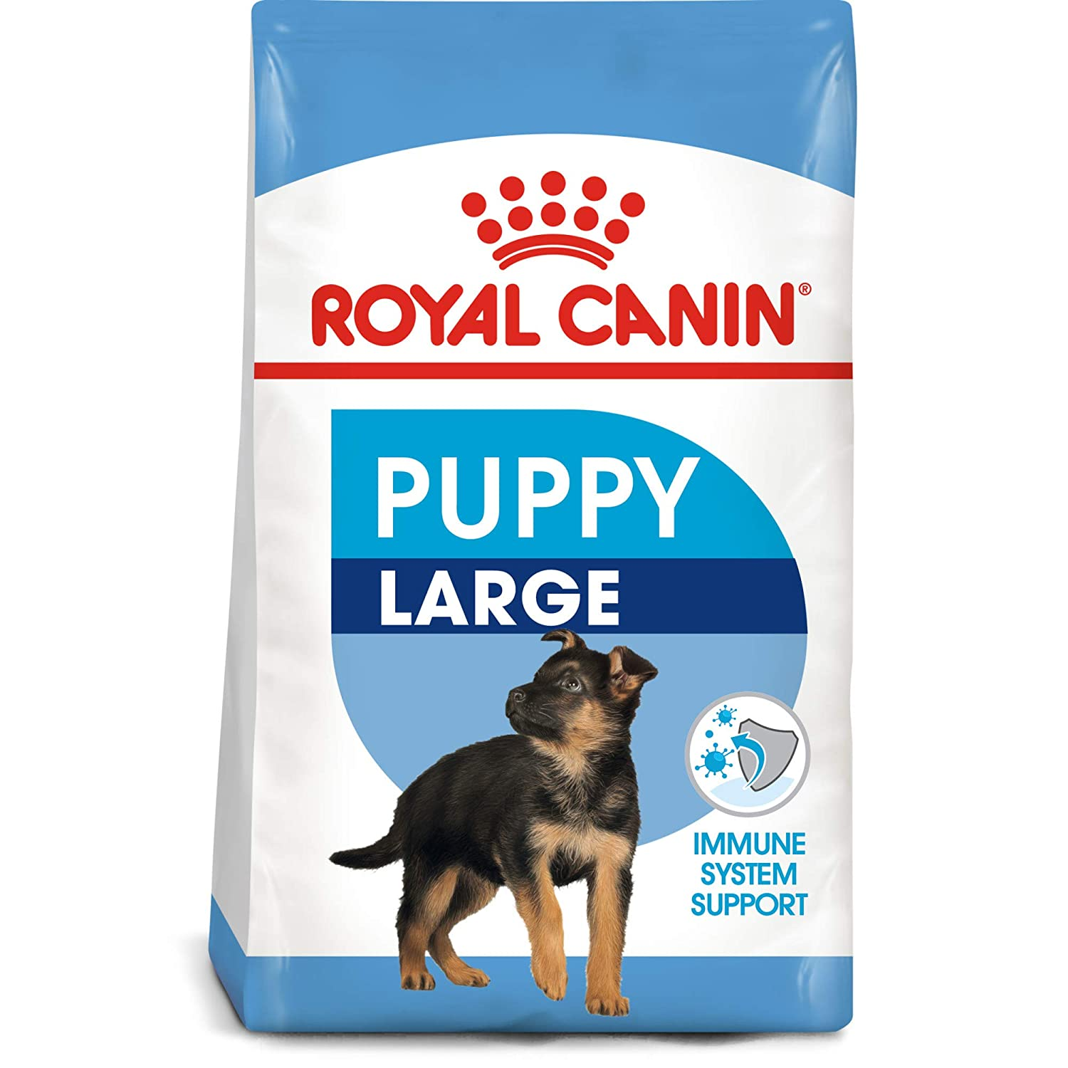 6-Pound Royal Canin Large Puppy Dry Dog Food, 6 Lb.