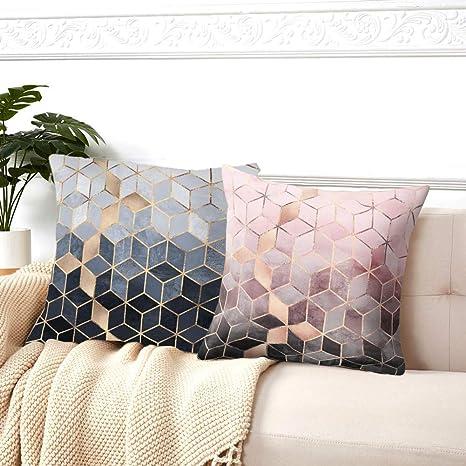 Creative Geometric Pillow case\uff0ccushion cover\uff0ccustom cushion cover\uff0cCustom Pillow Custom Pillow case Personalized Pillow Case,Home Decor