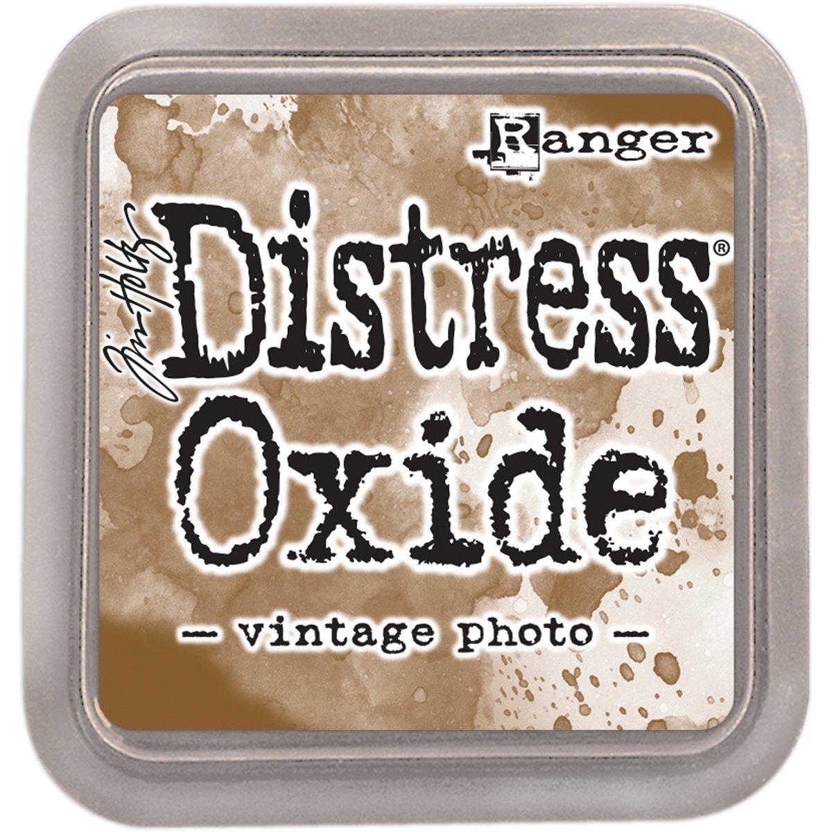Ranger Ink Pad Vintage Photo THoltz Distress Oxides VgPhoto