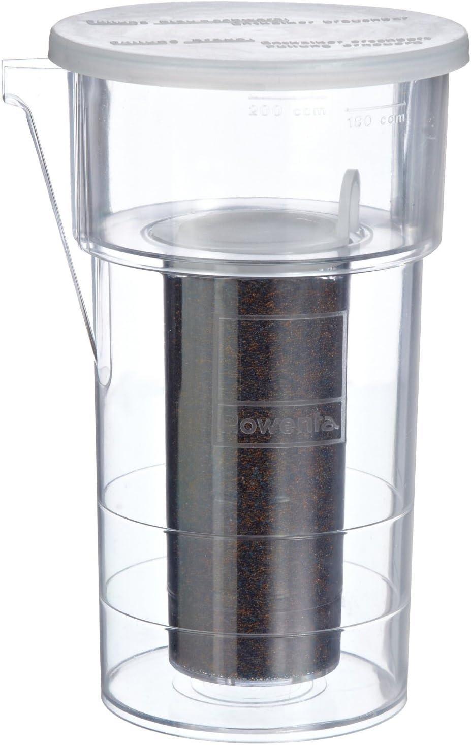 Rowenta ZD01 Jarra 0.259L Transparente - Filtro de agua: Amazon.es: Hogar