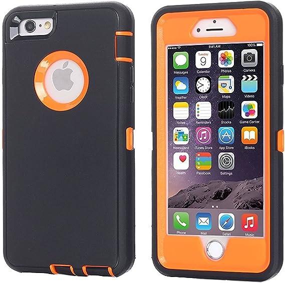 IPhone Tough Phone Case Oranges