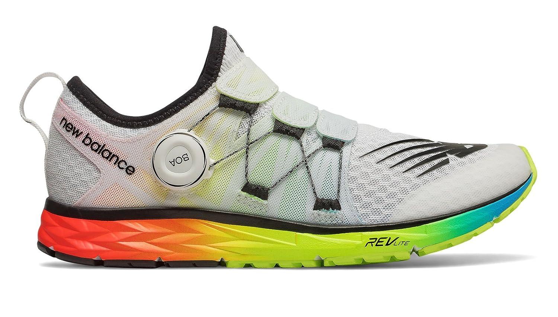 New Balance Women's 1500v4 Running Shoe B07B7TZKDQ 7 B(M) US|White/Multicolor