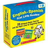 English-Spanish First Little Readers: Guided Reading Level B (Parent Pack): 25 Bilingual Books That are Just the Right Level