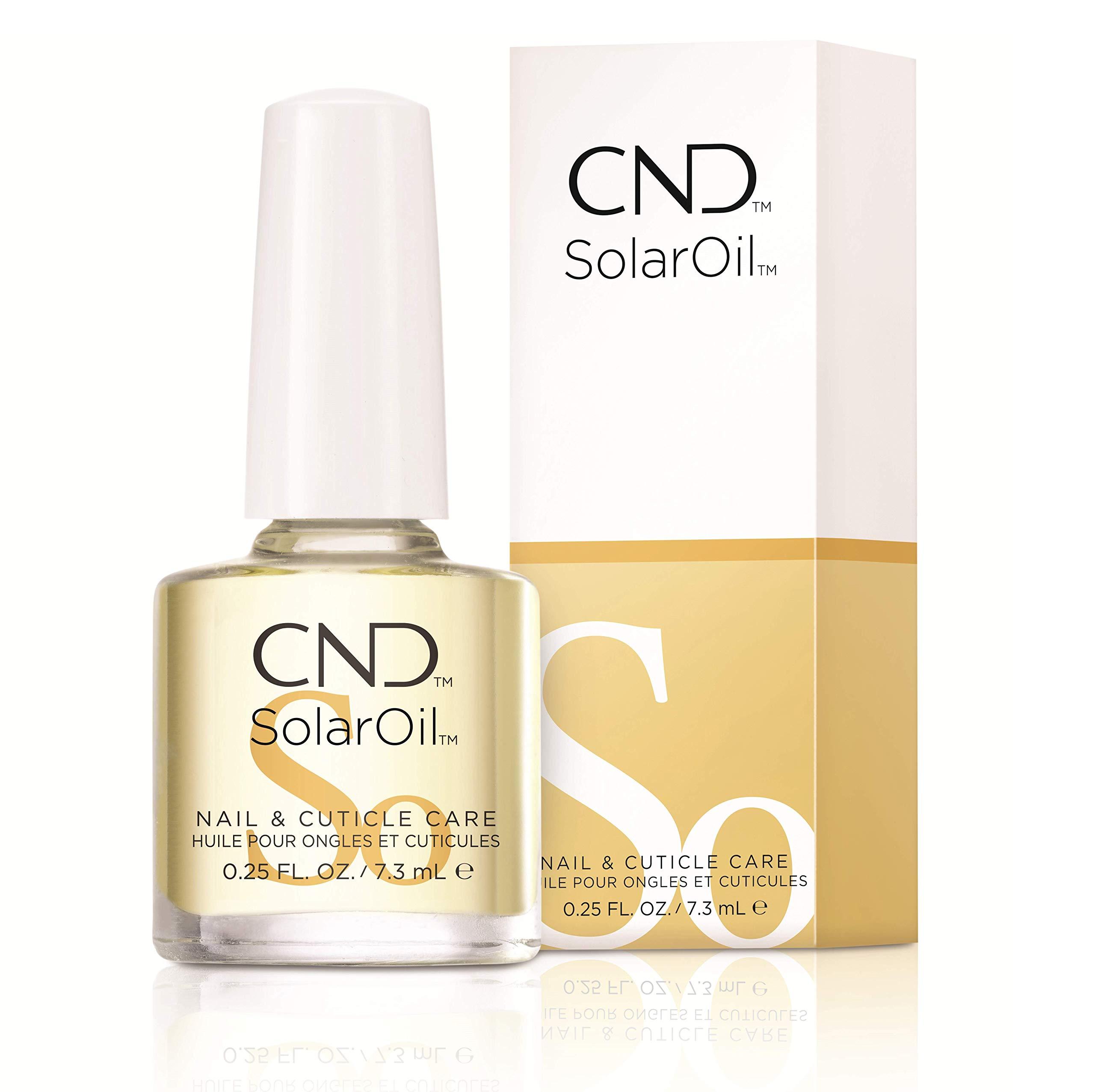 CND Essentials Nail & Cuticle Oil, Solaroil