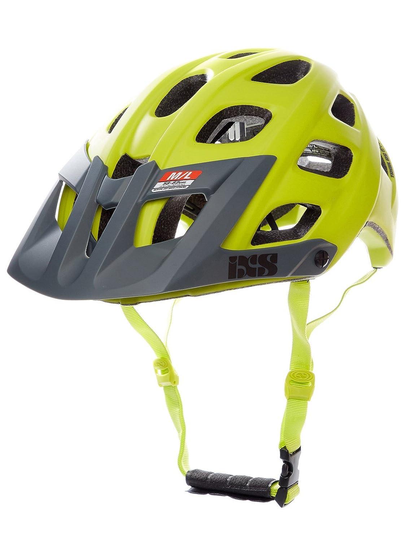IXS Lime Graphite 2018 Trail RS Evo MTB Helm