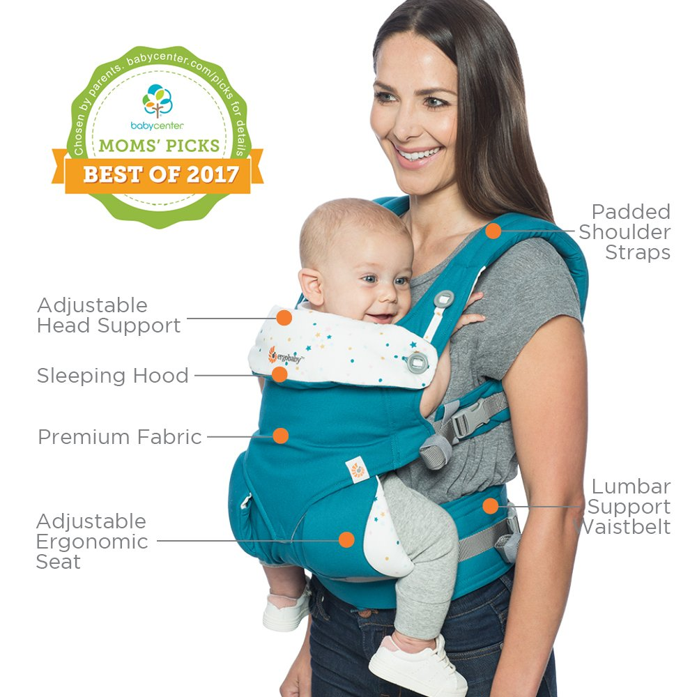 1b633a235ea Amazon.com   Ergobaby Carrier