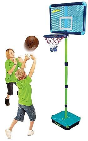 Genérico - Juego de soporte para tablero de baloncesto y ...