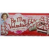 Little Debbie Be My Valentine Red Velvet Cakes [Pack of 3]