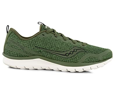 Saucony Men's Liteform Feel Shoe Olive/Tan
