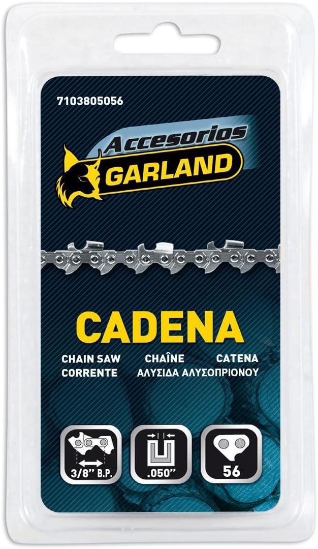 Garland - Cadena Para Motosierra 56 Eslabones 3/8 Bp 0,050 Garland