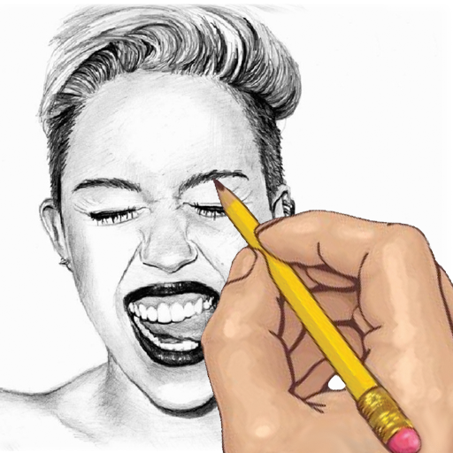 Amazon Com How To Draw Miley Cyrus Appstore For Android