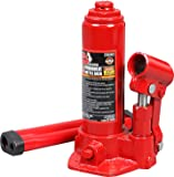 Torin Big Red Hydraulic Bottle Jack with Carrying