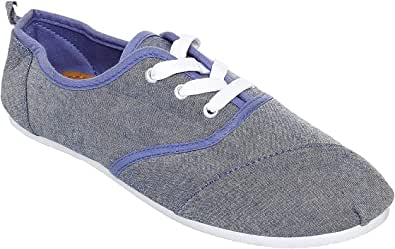 Ardene Lace Up Casual Shoe For Women