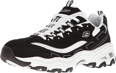 surco Violar Especificidad  Skechers D'lites, Zapatillas para Hombre: Amazon.es: Zapatos y complementos