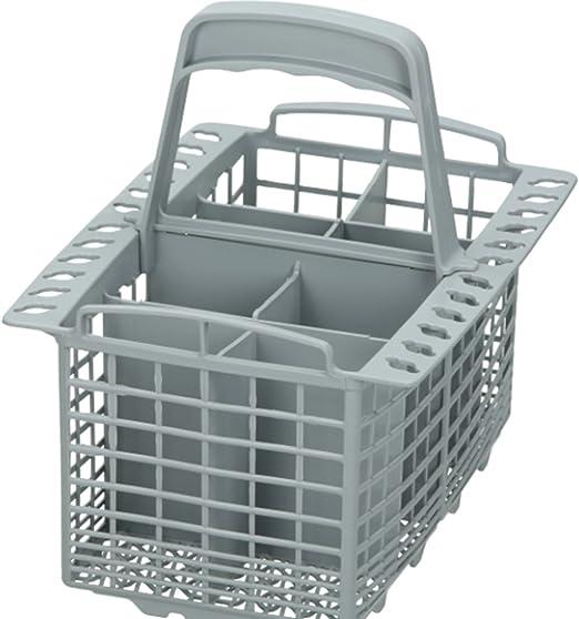 Ariston Indesit Rex cesta porta cubiertos lavavajillas – No original – C00094297 cm 24 x 18 Alto 22 universal: Amazon.es: Hogar