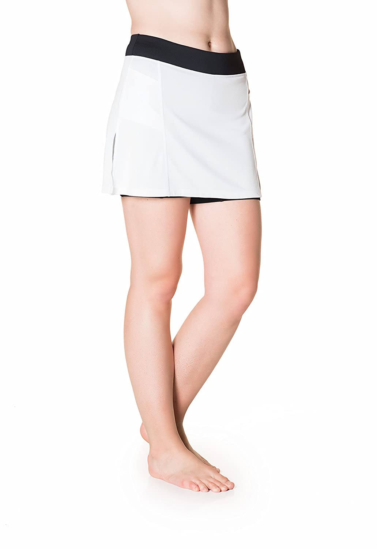 Skirt Sports Falda Deportiva Cool It, Mujer, Color Blanco, tamaño ...