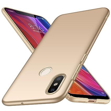 Amazon.com: Xiaomi Mi 8 Funda, Almiao [Ultra-delgado ...