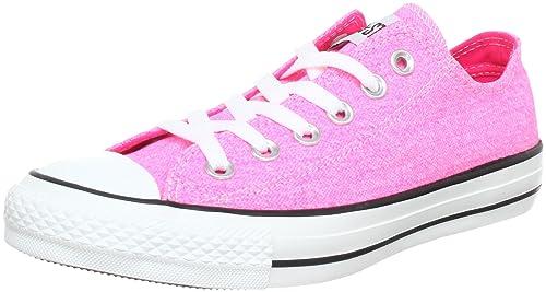 zapatillas tela mujer converse