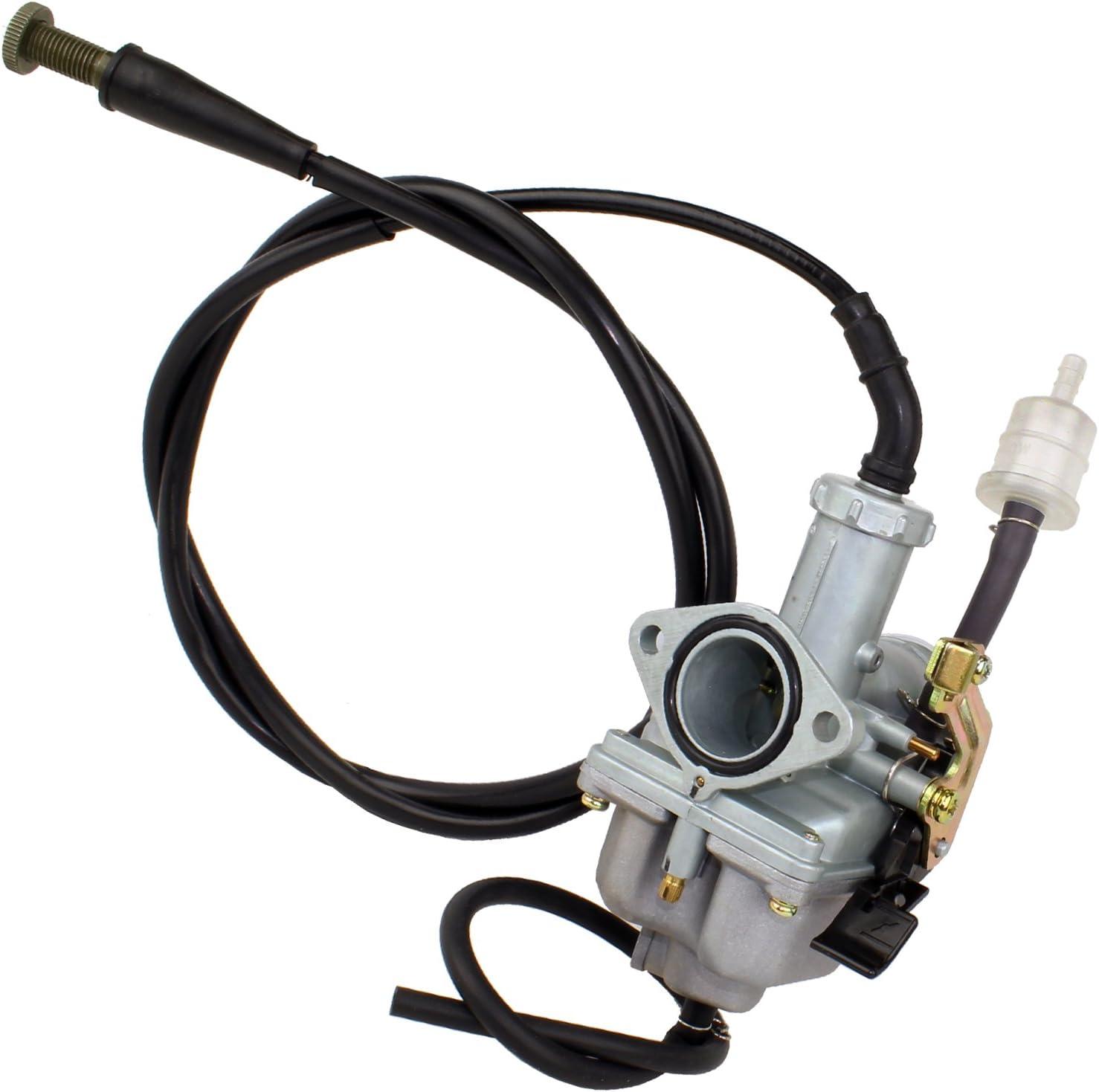 FIT Honda TRX250 TRX250EX Carburetor Carb Rebuild Repair Kit 2001-2005 US FAST