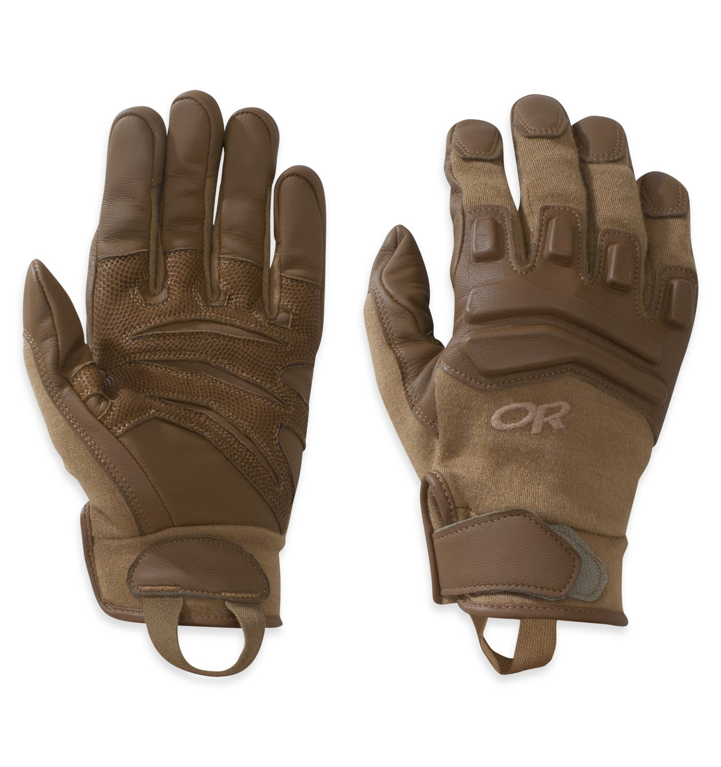 Outdoor Research Firemark Sensor Gloves, Coyote, Small