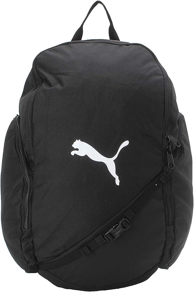 PUMA Unisex Adult LIGA Backpack Backpack - Puma Black, UA,PUMA,75214