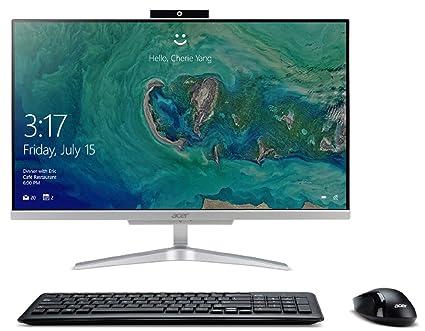 """Acer Aspire C24-865-UR12 AIO Desktop, 23.8"""" Full HD, 8th"""