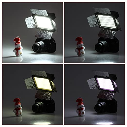 Amazon Bestlight W160 Led Photo Studio Barndoor Light