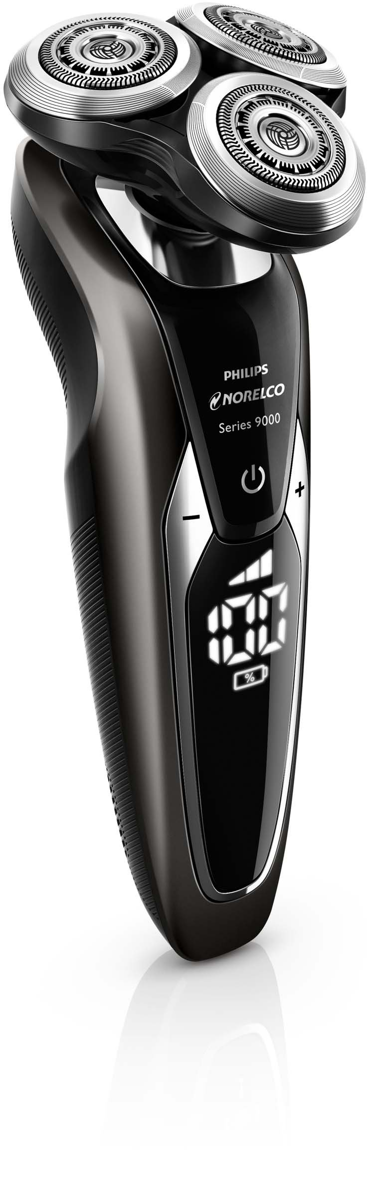 Philips Norelco Electric Shaver 9700, Cleansing Brush by Philips Norelco (Image #3)