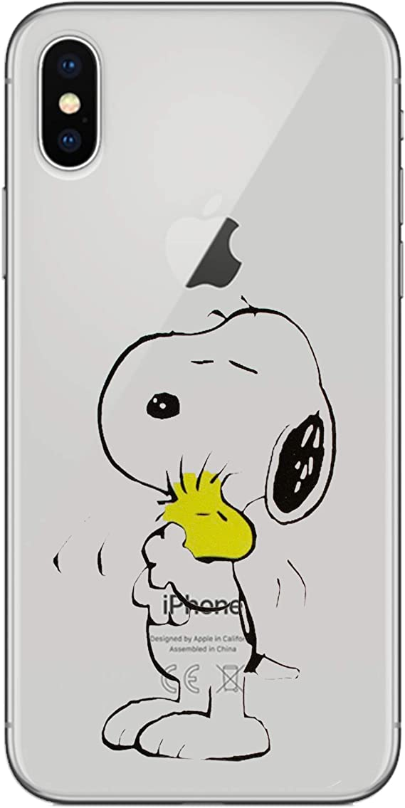 woodstock snoopy funny iphone case