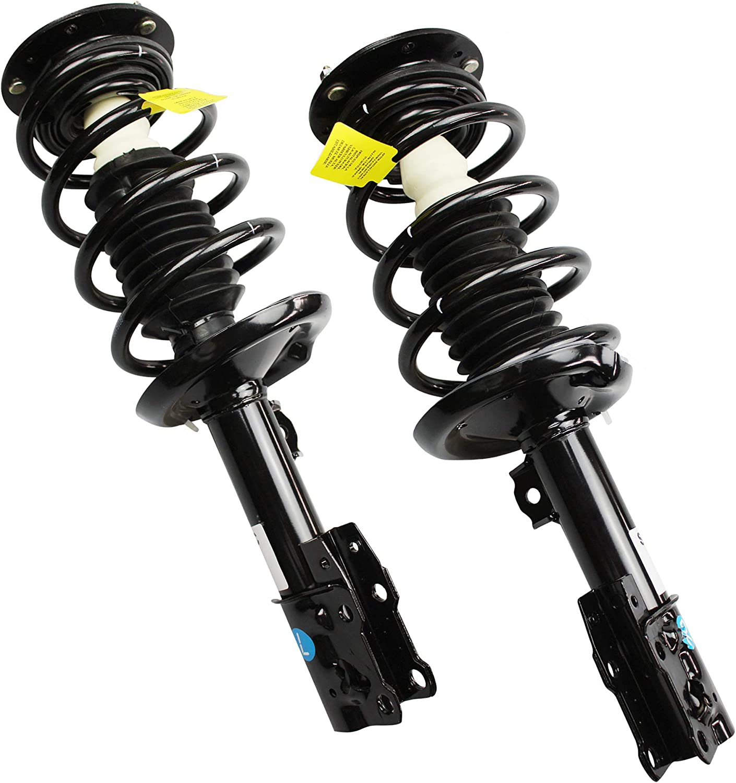 Rear Suspension Shock Absorber Pair For Chevrolet Malibu Pontiac G6 Saturn Aura