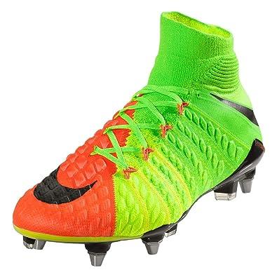 huge selection of 8cdb8 6b4b3 Amazon.com | Nike Hypervenom Phantom iii 3 DF SGpro [852553 ...