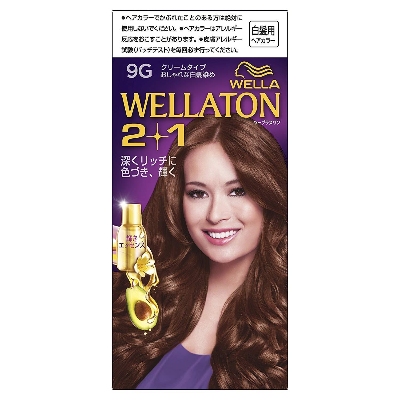 ウエラトーン2+1 クリームタイプ 9G [医薬部外品] ×6個 B07GKKF3X6