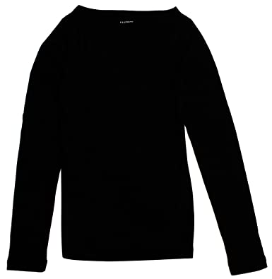 ebb94749b8 GAP Women's Long Sleeve Crewneck T-Shirt at Amazon Women's Clothing ...