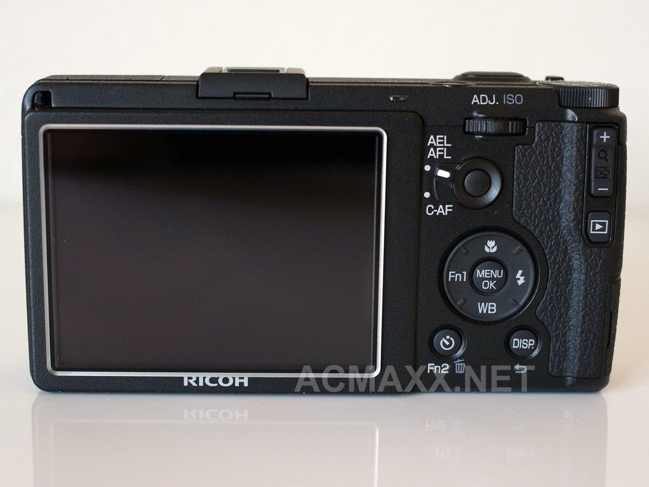 ACMAXX 3.0'' HARD LCD Screen ARMOR PROTECTOR for Ricoh GR 2013 / GR-II 2015 Digital Camera