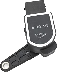 OKAY MOTOR Front/Rear Headlight Level Sensor for Mini Cooper 1.6L BMW 128i 328i 335i M3 Z4