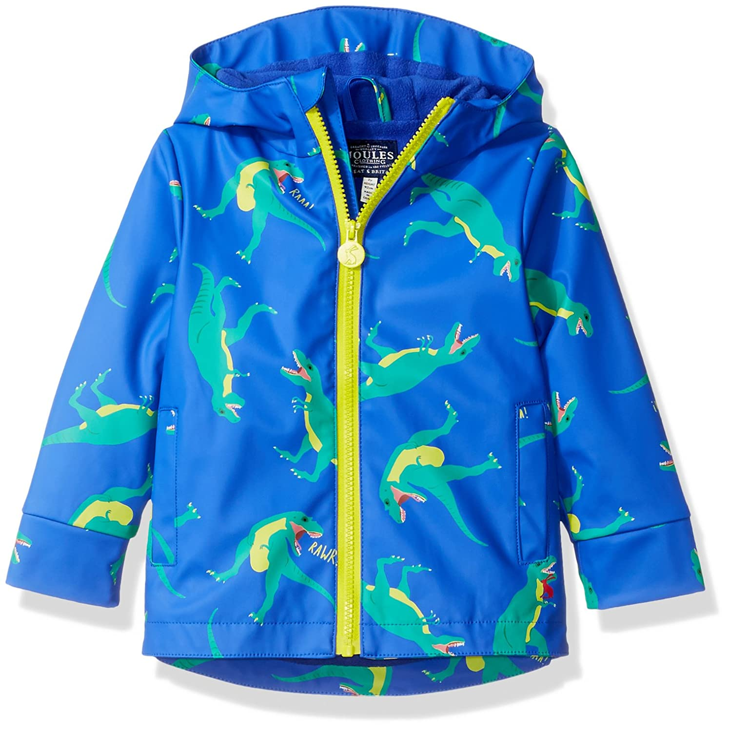 Joules Boys' Skipper Rubber Coat