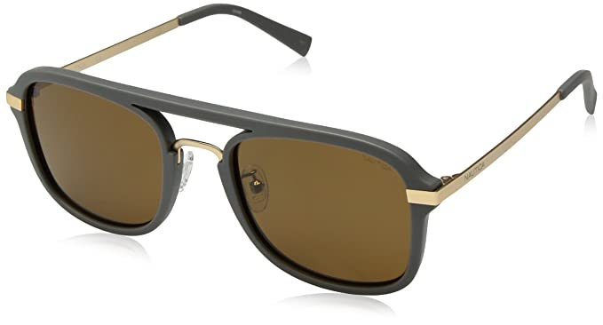 206272680292d Image Unavailable. Image not available for. Color  Nautica Men s N4628sp  Polarized Aviator Sunglasses ...